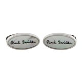 Paul Smith Cufflinks - PS Signature Mother Of Pearl Cufflinks