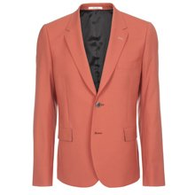 Paul Smith Jackets - Peach Two Button Jacket
