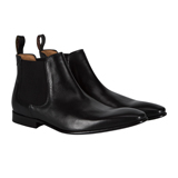 Paul Smith Shoes - Black Falconer Chelsea Boots