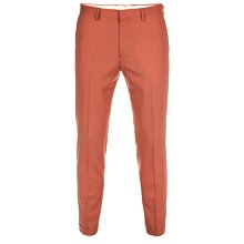 Paul Smith Trouers - Peach Slim-Fit Trousers