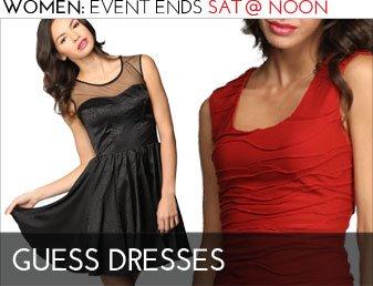 GUESS DRESS EVENT
