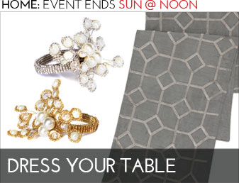 DRESS YOUR TABLE - Home