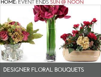 DESIGNER FLORAL BOUQUETS - Home