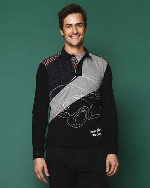 Desigual Never Stop To Dream Shirt $39