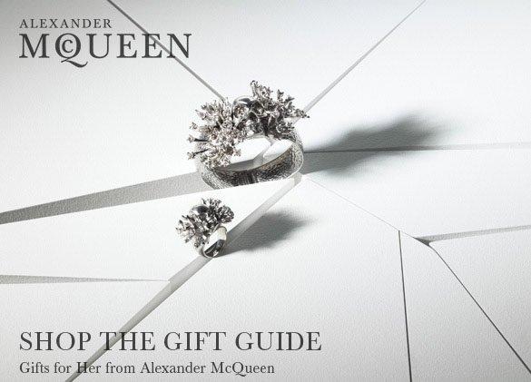 Gift with Alexander McQueen