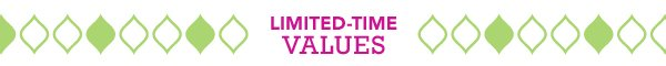 Limited-Time Values »