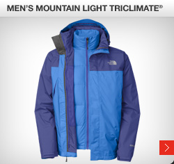 Men's Mountain Light Triclimate®