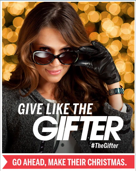 give like  the gifter