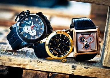 Shop Watches ft. Haurex