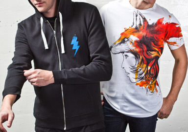Shop Threadless Sweatshirts & Tees