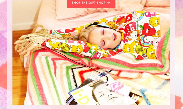 It's the Nasty Gal Holiday Gift Shop!