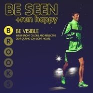 National Running Safety Month tips on Pinterest