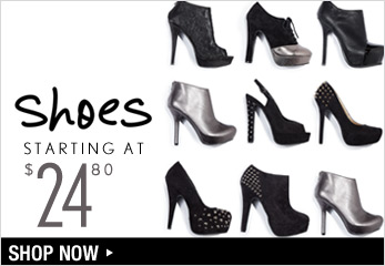 Shoes Starting at $24.80 - Shop Now