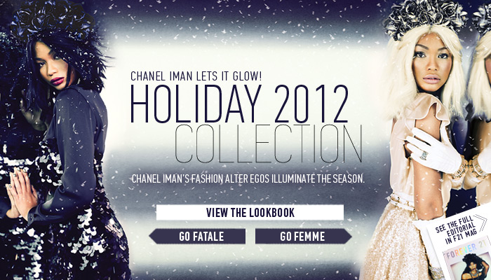 Holiday 2012 Collection Lookbook - Shop Now