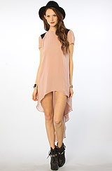 The Alondra Dress in Nude