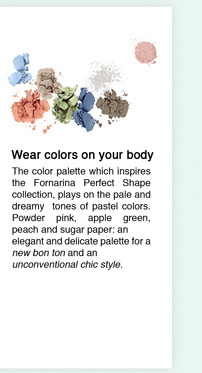 Wear Colors On Your Body