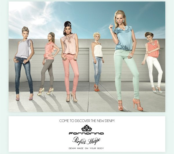 Come To Discover The New Denim