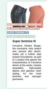 Super feminine fit