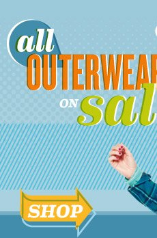 all OUTERWEAR ON sale | SHOP
