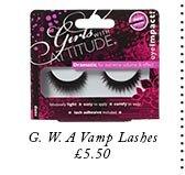 G. W. A Vamp Lashes