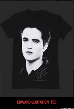 EDWARD QUOTE TEE