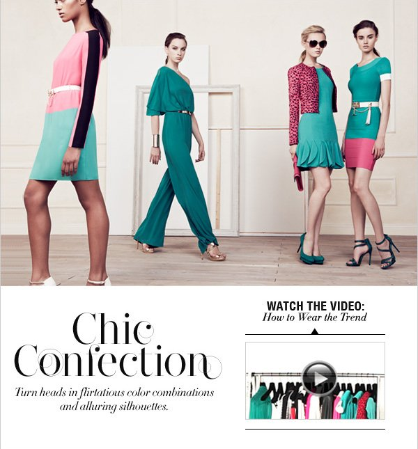 CHIC CONFECTION