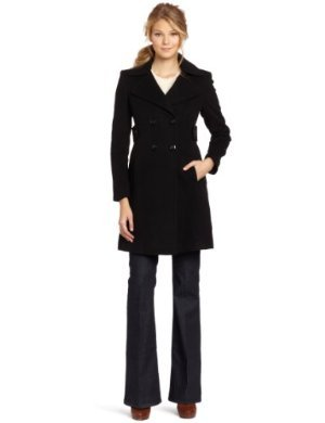Nicole Miller <br/> Side Tab Coat