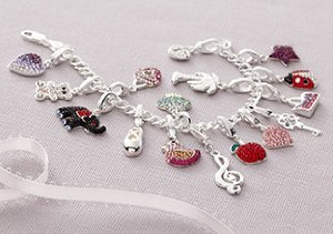 Perfect Gifts: Bracelets & Charms