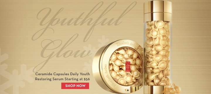 Youthful Glow. Ceramide Capsules Daily Youth Restoring Serum Starting at $56. SHOP NOW.