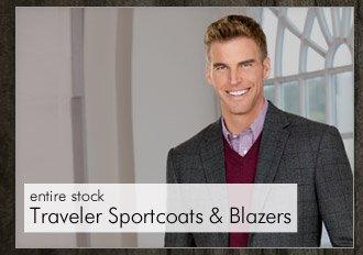Traveler Sportcoats & Blazers
