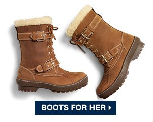 BOOTS FOR HER >