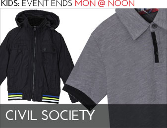 CIVIL SOCIETY - Boys