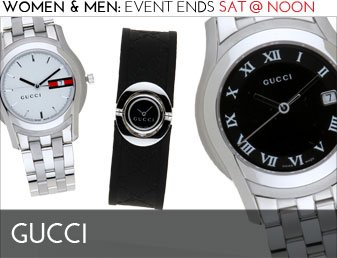 GUCCI - Men & Women