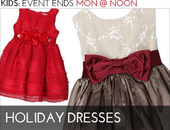 HOLIDAY DRESSES - Girls