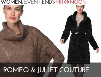 ROMEO & JULIET COUTURE - Women