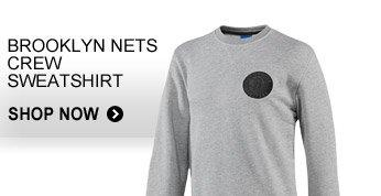Brooklyn Nets Crew Sweatshirt »