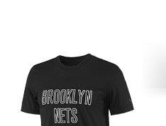 Brooklyn Nets Black Tee »
