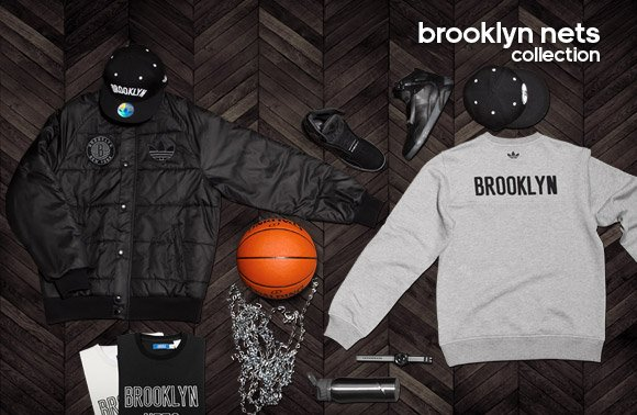 Shop Brooklyn Nets Collection  »