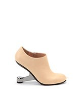 Eamz Ankle Bootie - Nude | Pre-order NOW