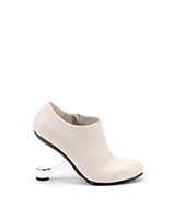 Eamz Ankle Bootie - White | Pre-order NOW