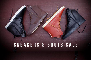 Sneaker and Boot Sale