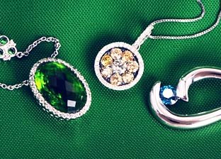 Always & Forever: White Gold Necklaces