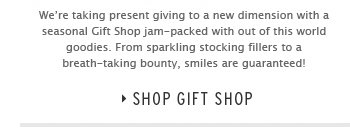 Taking Gifting To Infinity And Beyond - Shop Gift Shop