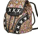 Floral Stitch Backpack