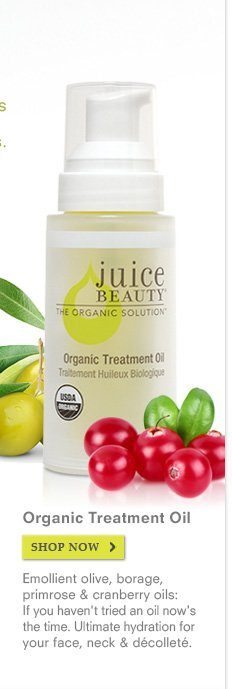 Organic Treatment Oil