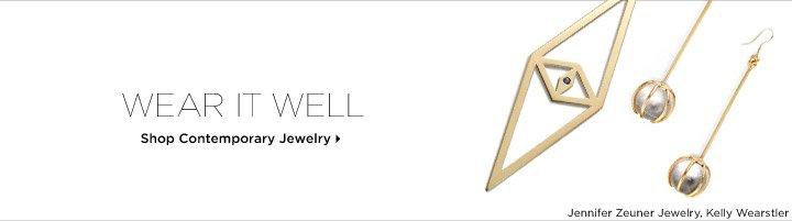 Shop Contemporary Jewelry