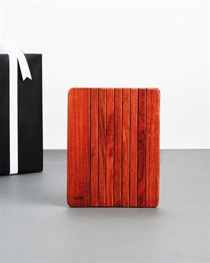 Luardi Padouk Wood IPad Case $115