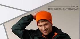 Shop Technical Outerwear