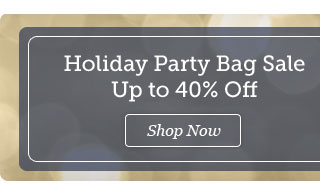Holiday Party Bag Sale