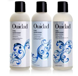 Curl Quencher Collection Gift Set